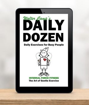 Walter Camps Daily Dozen Daily Exercise