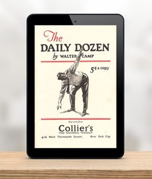 walter camps original daily dozen booklet