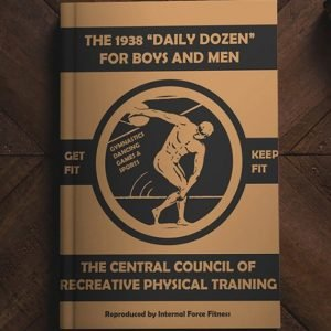 1938 Daily Dozen for Boys and Men eBook
