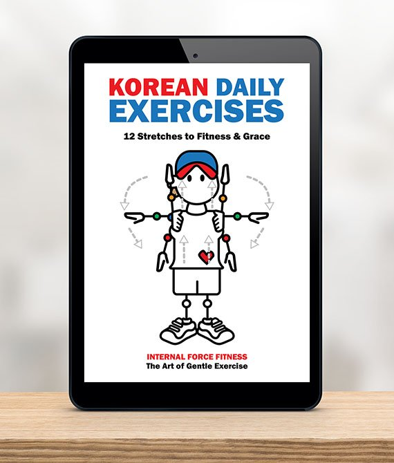 Korean Daily Exercises Stretches Grace Fitness