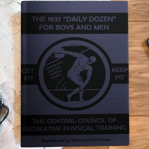 1937 Vintage Daily Dozen for Boys and Men eBook