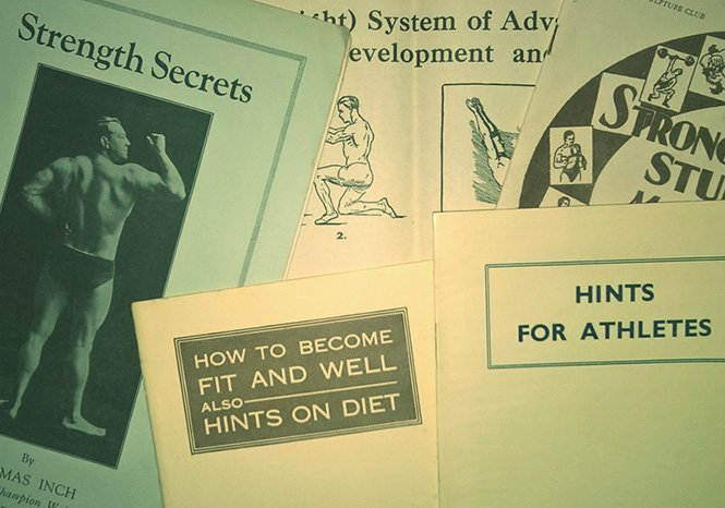 Fitness Booklets