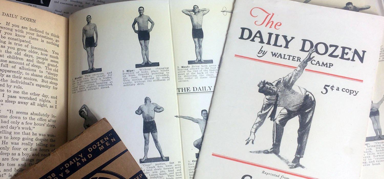 Daily Dozen Exercises - Internal Force Fitness