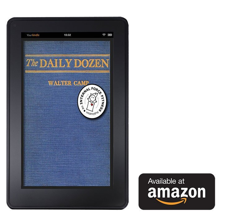 Daily Dozen Book for the Kindle