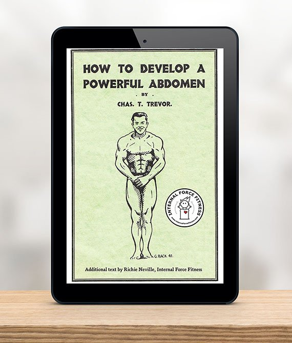 develop powerful abdomen internal force fitness