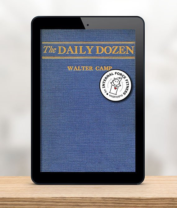 walter camps original daily dozen book