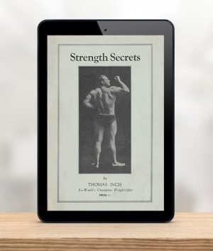 Strength Secrets by Thomas Inch