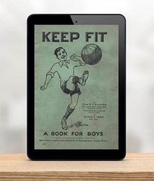 Keep Fit Book for Boys
